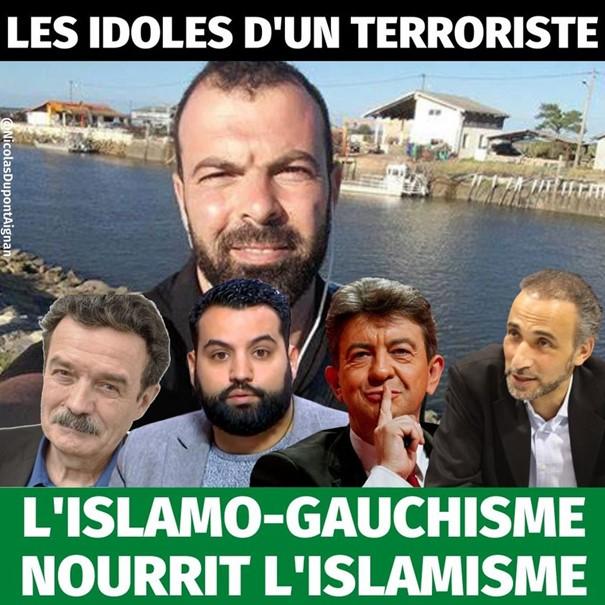 Les islamo-gauchistes morts de trouille avec la fin du mandat de Macron