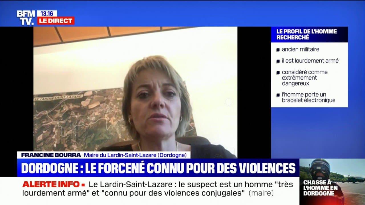 Fête des mères en Dordogne : il s'appelle comment le fugitif ?
