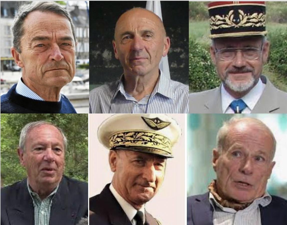 Exclusif : très vigoureuse riposte des six généraux que le régime veut punir
