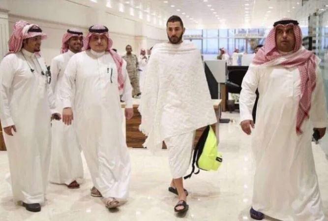 Le Qatar exige Zidane et Benzema à la place de Deschamps et Giroud
