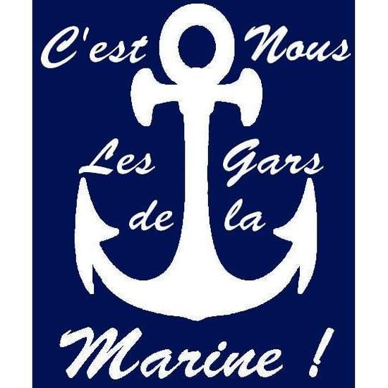 Les gars de la Marine : Albin, Aleksander, Valéry, Laurent…