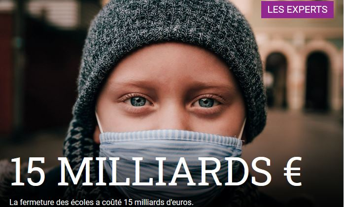 Tests, écoles fermées, masques, vaccins : 100 milliards gaspillés !