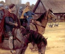Le 9 Juin 721, le duc Eudes d'Aquitaine écrasait les mahométans