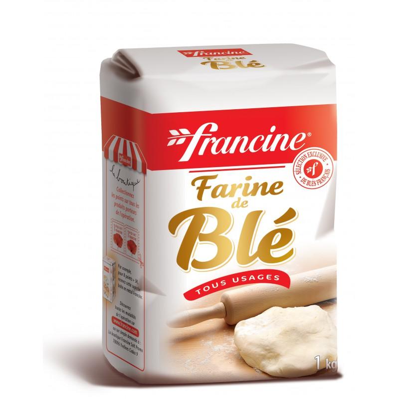 Après la tarte à Choupi: pandémie d'enfarinades ce week end en France!