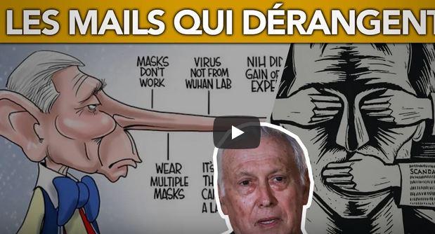 Scandale Fauci-Delfraissy : l'énorme embarras des médias français !