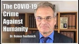 Rainer Fuellmich: les covido-alarmistes paieront un jour leurs crimes!