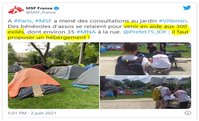La gauche détruit la France par l'invasion : son mode d'emploi…