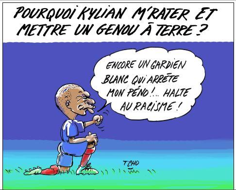 La presse étrangère ricane : Ciao Mbappé !
