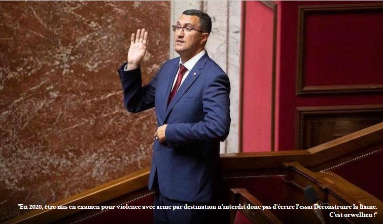 El Guerrab toujours pas jugé, 4 ans après : hou, hou, le Yéti…
