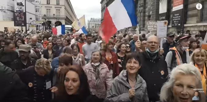 Les Patriotes : journée historique pour la liberté, avec Fabrice di Vizio