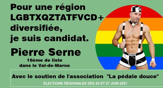 Régionales : salauds d'écolos, ils ont viré Pierre Serne, l'amour de ma vie !