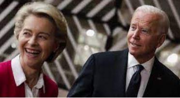 L'Europe et Biden lancent en catimini un nouveau projet contre les peuples !