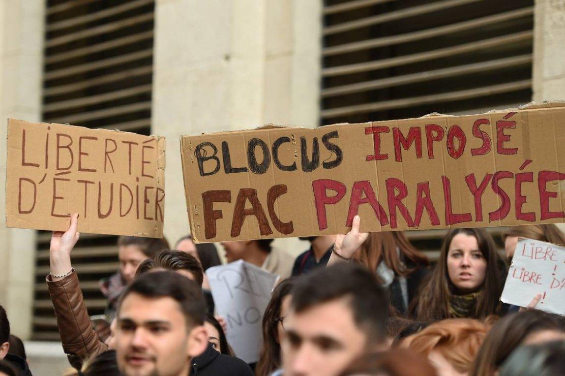 Fac Montpellier : peines d'emprisonnement inouïes pour tous les prévenus