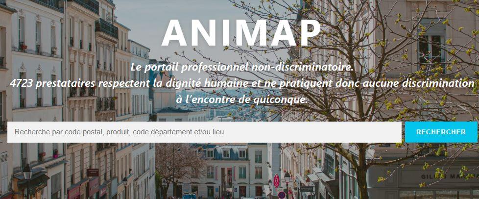 Animap, le site qui permet aux non vaccinés de continuer à vivre