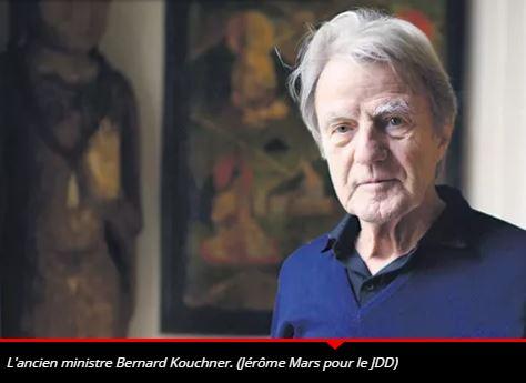 La leçon de virilité de Bernard Kouchner