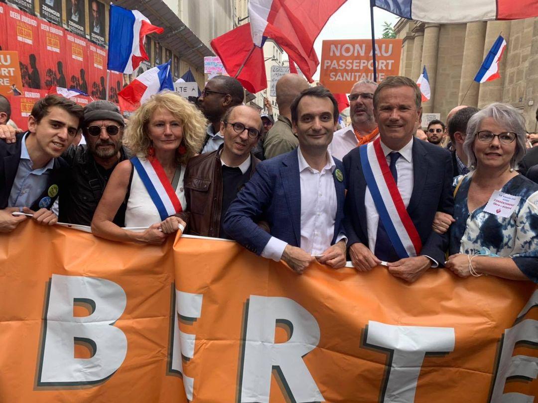 Macron va-t-il mettre 1 million de Gaulois dans la rue en plein été ?