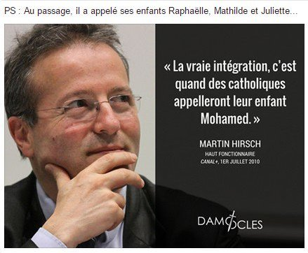 21,7 % de prénoms musulmans dans la France de 2020…
