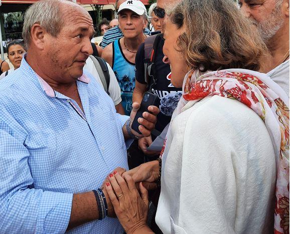 Nice, 12.000 manifestants : j'ai eu le bonheur de croiser Alexandra Henrion-Caude