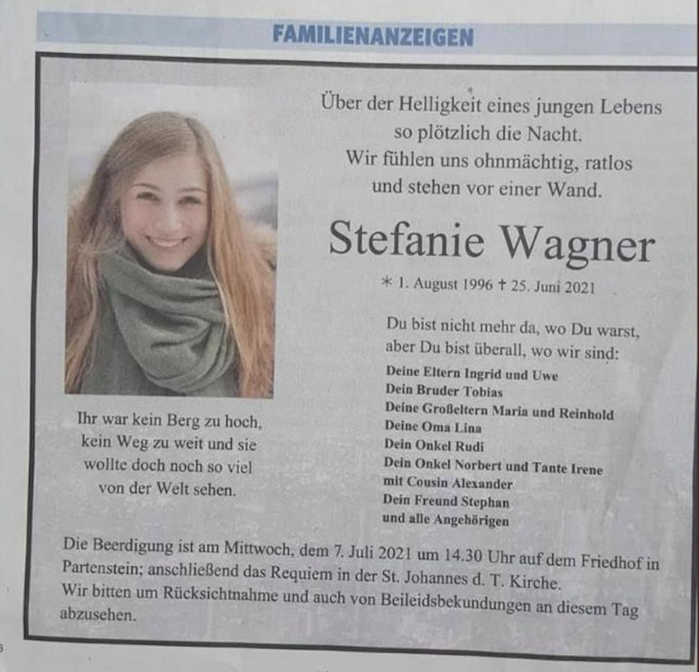 Würzburg: le silence coupable de Merkel, chancelière de la honte