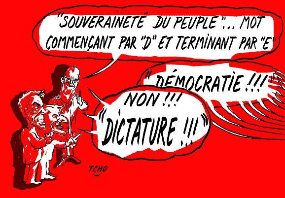 Passe politico-sanitaire obligé : glissons-nous en dictature ?