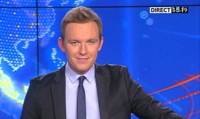 Le tocard du jour : Thomas Lequertier, journaleux à CNews…