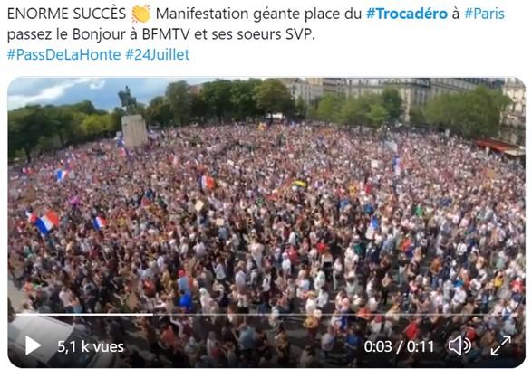 Après le réveil, la victoire, en Italie comme en France !