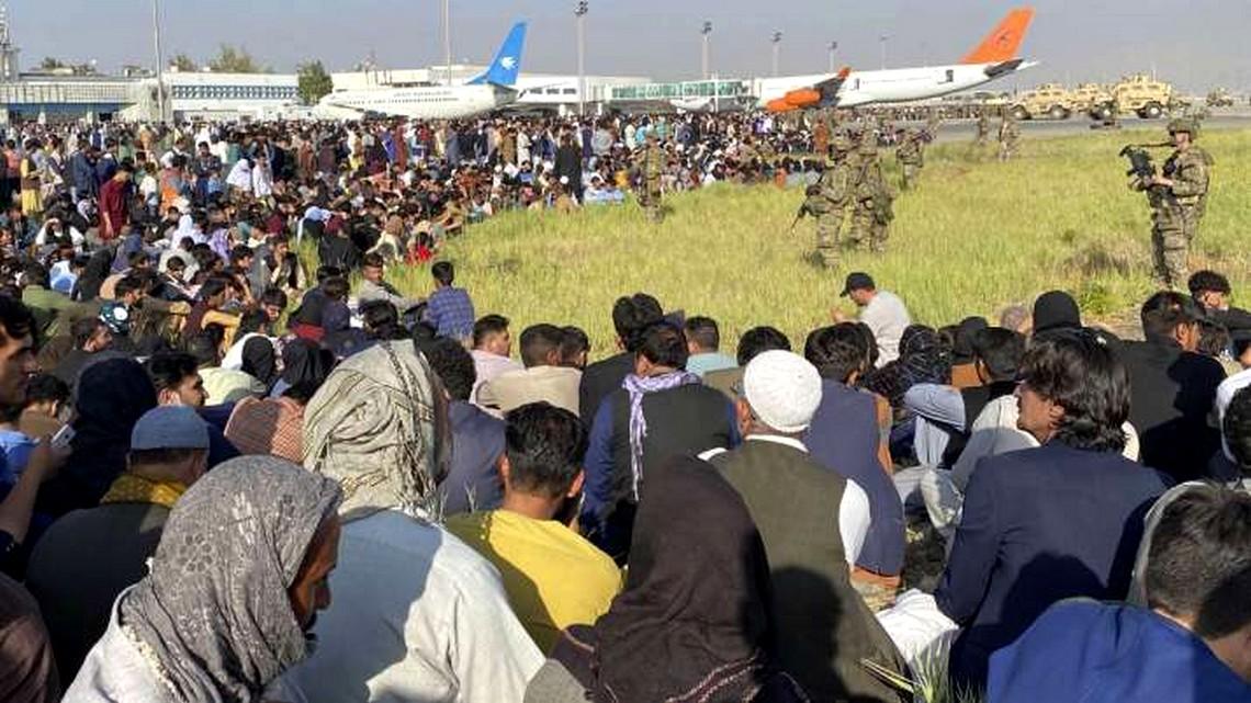 Déjà 100 000 Afghans en France, et les pépites arrivent !