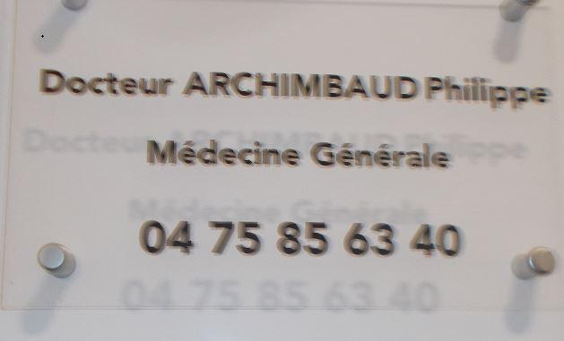 Le Dr Archimbaud m'a donc virée de son cabinet, car non vaccinée