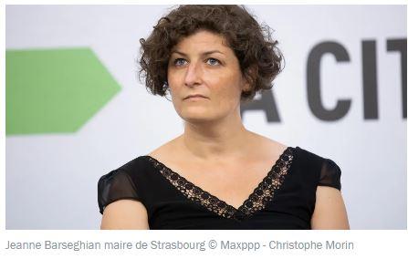 Je ne veux pas d'Afghans à Strasbourg, tarés d'écolos!