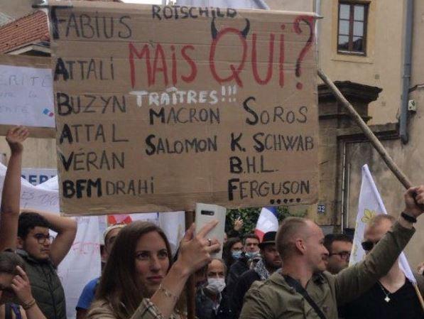 Les associations juives harcèlent Cassandre… mais pas les imams racistes !