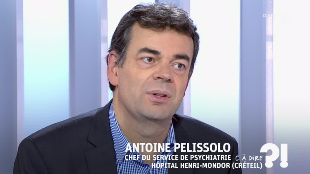 Pelissolo, le socialaud psy qui rêve d'interner tous les non-vaccinés