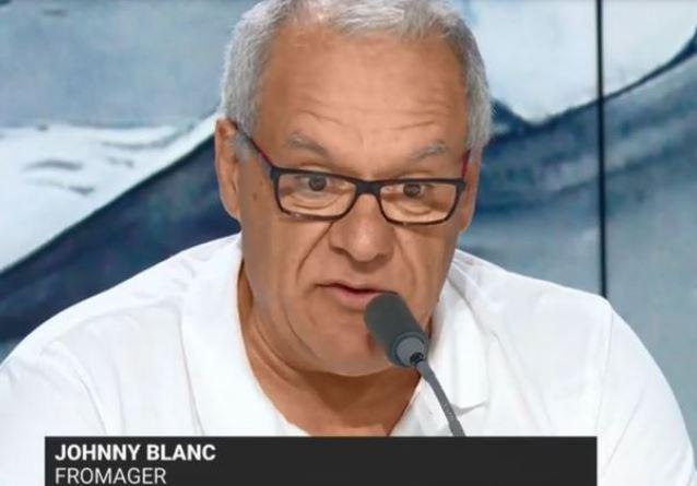 Le covidiste GG Johnny Fromage Blanc palpe 600.000 euros de l'Etat