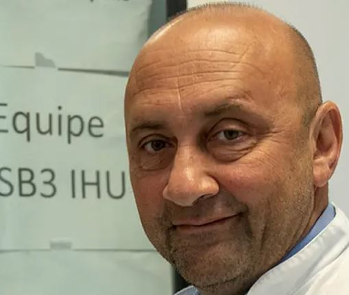 "Pr La Scola de l'IHU de Marseille : ""Le vaccin, une fausse sécurité"""