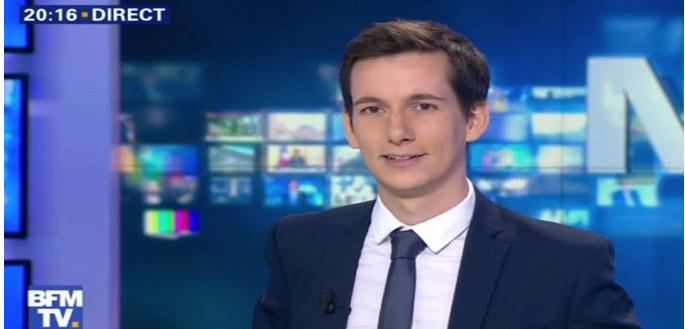 Loïc Besson, tapineur chez BFM TV, s'en prend grossièrement à Florian Philippot!
