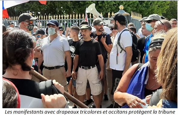 Montpellier : les agresseurs gauchistes de nouveau en échec