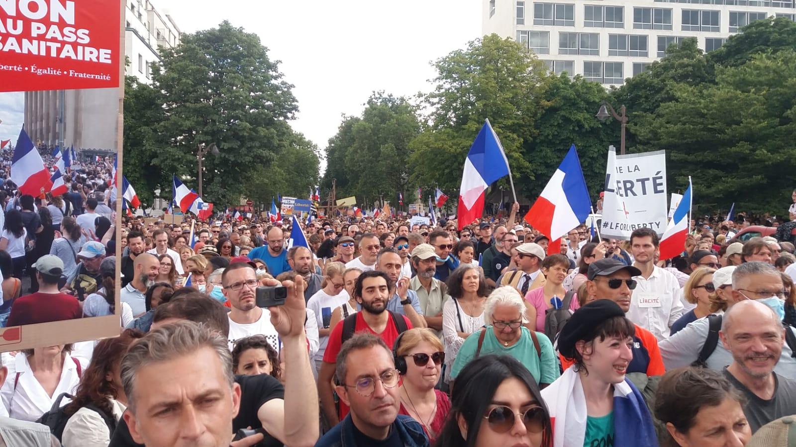 204.090 manifestants en France, 14.250 à Paris, 150 à Ploërmel…