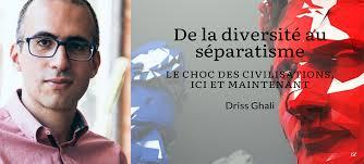 Driss Ghali : la remigration est impossible, donc séparatisme !