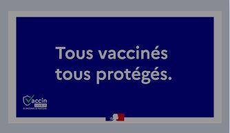 Tous vaccinés, mais pas protégés!