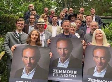 Passe, libertés : l'électorat d'Éric Zemmour en attente de clarifications