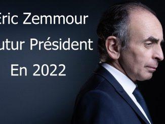 Eric Zemmour Futur Président En 2022 - YouTube